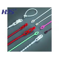 Quality Nylon cable tie Knot ties ball type for sale