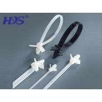 Quality Nylon cable tie Push mount ties for sale