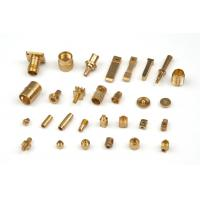 Buy cheap Brass Precision Turned Components BPTC from wholesalers
