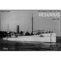China 70080PE Cruiser USS Vesuvius on sale
