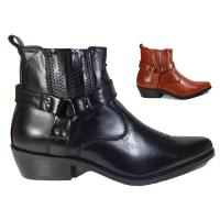 China Men Leather Dress Shoe on sale