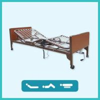 China Electric Bed MBM-3XX-A Semi-Electric Homecare Bed on sale