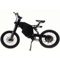 Buy cheap 72v 32ah li-ion battery 3000w strong electric bike from wholesalers