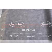 Buy cheap Breathable house wrap with printed logo for building envelope from wholesalers