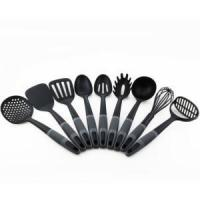 Quality 9PCS Heat Resistant Nylon With PP Handle Utensils for sale