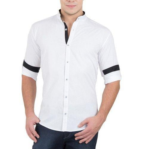 Buy Mens Collar Neck Shirt at wholesale prices
