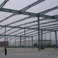 Buy cheap Building Construction Steel Structure from wholesalers