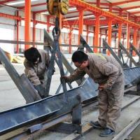 Buy cheap Galvanized Building Construction Steel Structure from wholesalers