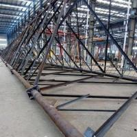 Buy cheap 55m Tubular Steel Telecom Tower from wholesalers
