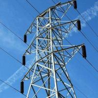 Buy cheap Hot-dip Galvanized Angular Steel Transmission Tower from wholesalers