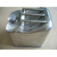 Quality ALLWELL Metal Products  Stainless steel gasoline barrel for sale