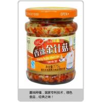 Quality Edible fungus Spicy Flammulina velutipes [175g] for sale