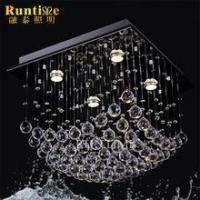 Buy cheap Modern light fixture of ceiling crystal ceiling light from wholesalers