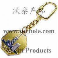 Quality Gold Keychains, Golden Keychains for sale