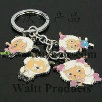Quality Sheep Keychains, Xiyangyang Keychains for sale