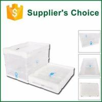 Hot Sale Cheap Price Foldable Plastic Warehouse Crate