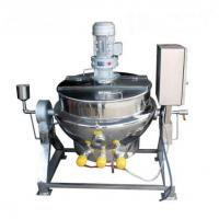 Quality Tilting Boiling Heating Jacketed Kettle for sale