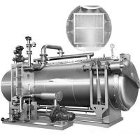 Quality Stainless Steel Water Spray Retort Sterilizer For Glass Bottle for sale