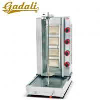 Quality Turkish 4 Burners Doner Kebab Gas Shawarma Roti Making Machine for sale