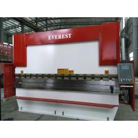 WC67Y hydraulic press brake Series