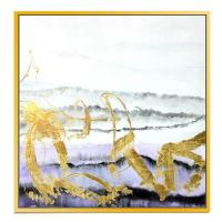 Buy cheap Artwork handpainted canvas framed art modern wall paintings CA-F 2257 from wholesalers