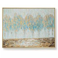 Buy cheap Artwork handpainted CA-F 2221 abstract framed art paintings CA-F 2221 from wholesalers