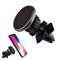 Quality Magnetic Mini Air Vent Car Mount Holder Cradle Universal Car phone Holder Strong for sale