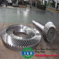 Quality High Precision Bevel Spur Gear and Bevel for sale