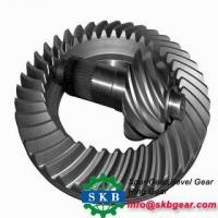 Quality precision bevel forging gear for differential of FUTON automobile for sale