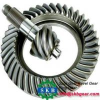 Quality Long life mini bevel gear screw jack for tractor for sale