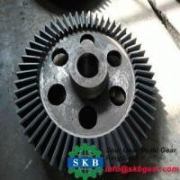 Quality shafe and bevel gears can be customzed by factory for sale