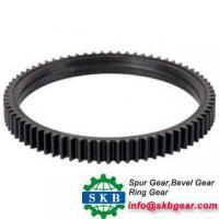 Quality High Precision ring and pinion gear set for sale