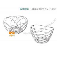 Quality Wire Fruit Basket for sale