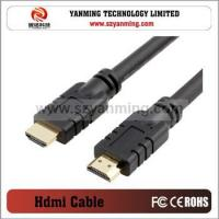 China Good quality HDMI 2.0 version cable 4kx2k for office, home, project and engineering use on sale