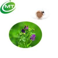 Free Sample Chinese Herb Medicago Sativa Plant Alfalfa Extract