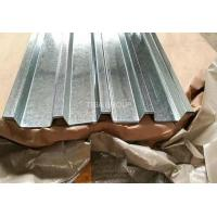 Quality High Quality Zinc Aluminium Coated Iron Plate Galvalume Metal Roofing for sale