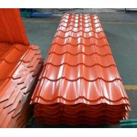 Quality Modern Colored Bond Ibr Corrugated Roofing Sheet for sale