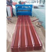 Quality Corrugated PPGI Steel/Metal/Iron Roofing Sheet in Ral Color for sale
