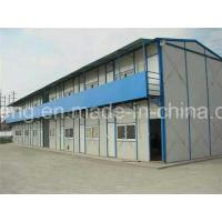 Quality EPS Sandwich Panel Steel Portable Structure Prefabricated House for Africa for sale