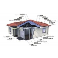 Quality Recyclable Prebuilt Office/Modular House/Movable House/Prefabricated Dormitory for sale