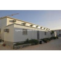 Quality Angola 2017 Construction Real Estate Prefab House for Sale for sale